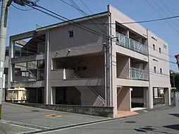 O−3マンション(学生)[308号室]の外観