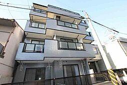 広島県福山市霞町3丁目の賃貸マンションの外観