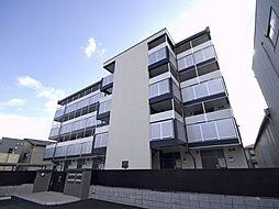大阪府東大阪市西堤学園町2丁目の賃貸マンションの外観