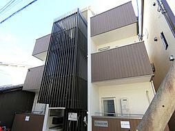 エムハウス京都[2階]の外観