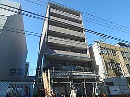 リーガル京都河原町五条II702[7階]の外観
