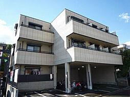 大阪府高槻市奈佐原元町の賃貸マンションの外観