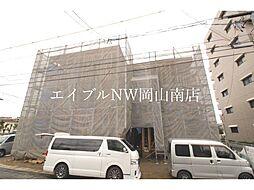 JR宇野線 大元駅 徒歩17分の賃貸アパート