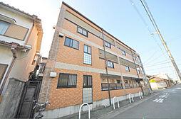 大阪府八尾市東山本町1丁目の賃貸マンションの外観