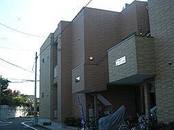コンパートハウス上飯田[1階]の外観