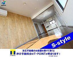 ACCESS−9[3階]の外観
