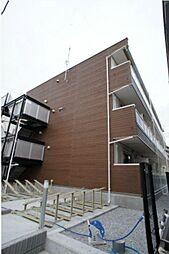 神奈川県横浜市神奈川区入江1丁目の賃貸アパートの外観