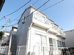 サニーフラット松戸[1階]の外観