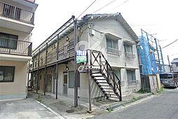 兵庫県神戸市須磨区妙法寺字界地の賃貸アパートの外観