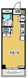第一橋本ビル[305号室号室]の間取り