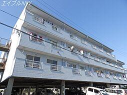 桜アートハイム A棟[2階]の外観