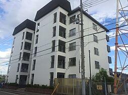 兵庫県尼崎市南武庫之荘4丁目の賃貸マンションの外観