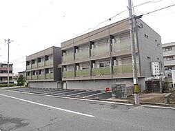 仮)松ヶ丘4丁目アパート[203号室]の外観