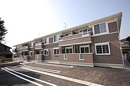 ソレイユ元町II A[2階]の外観