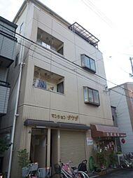 マンションタケダ[3階]の外観