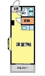 SEISHIEN[3-A号室]の間取り