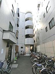 大阪府門真市垣内町の賃貸マンションの外観