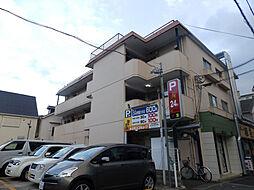 中島本庄ビル[3階]の外観