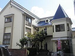 コスモシティ蒲生[201号室]の外観