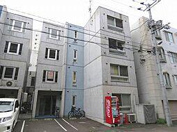 北海道札幌市白石区東札幌五条6丁目の賃貸マンションの外観