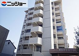 横山マンション[8階]の外観