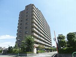 ライオンズマンション千里丘ガーデンシティ[12階]の外観