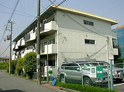 中島マンション[302号室]の外観