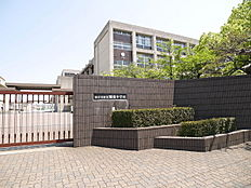 加古川市立陵南中学校まで1086m