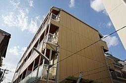 永本マンション[4階]の外観