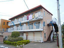 東京都江戸川区船堀2丁目の賃貸マンションの外観