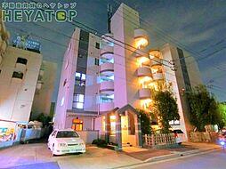 愛知県名古屋市瑞穂区土市町1丁目の賃貸マンションの外観
