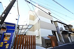 天王寺Rマンション[201号室]の外観