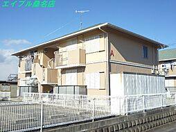 Pepo House A棟[2階]の外観