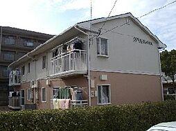 リバティハイツA[101号室]の外観