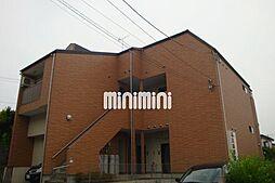 宮城県仙台市泉区黒松2丁目の賃貸アパートの外観
