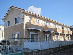 [テラスハウス] 愛知県春日井市美濃町1丁目 の賃貸【/】の外観
