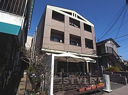 エル山崎[101号室]の外観