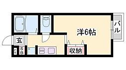 手柄駅 3.6万円