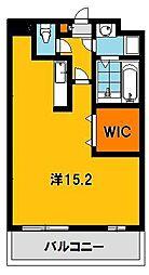 フォレスタ[2階]の間取り