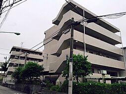 兵庫県尼崎市杭瀬南新町2丁目の賃貸マンションの外観