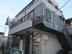 神奈川県横浜市港北区菊名7丁目の賃貸マンションの外観