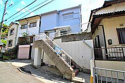 [一戸建] 兵庫県神戸市垂水区塩屋台3丁目 の賃貸【/】の外観