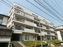 田園ハイツ藤ヶ丘[3階]の外観