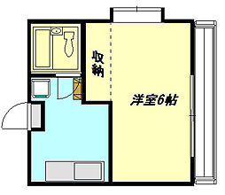 コスタ相模原[2階]の間取り