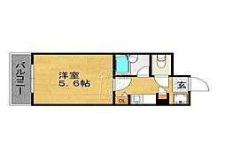 西鉄平尾駅 4.0万円
