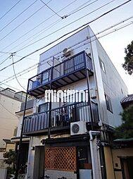 ソニックスマンション[3階]の外観