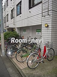 東京都豊島区駒込1の賃貸マンションの外観