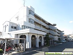 リバーサイド藤井寺[3階]の外観