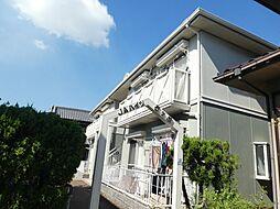 兵庫県加古郡播磨町北本荘4丁目の賃貸アパートの外観