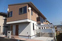 広島県福山市南松永町2丁目の賃貸アパートの外観